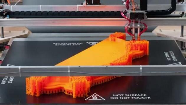 Ο 3D εκτυπωτής που τυπώνει… έπιπλα!