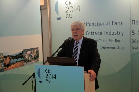 Πολυλειτουργικό αγρόκτημα και οικοτεχνία, αποτελούν δύο νέα εργαλεία αγροτικής ανάπτυξης και επιχειρηματικότητας