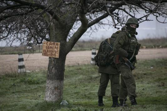 Κριμαία: Καταλαμβάνουν σπίτια και βάσεις οι Ρώσοι!
