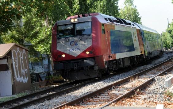 Θεσσαλονίκη: Τραγικός θάνατος στις γραμμές του τρένου