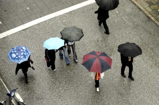 Κρύο και βροχές μέχρι την Τετάρτη - Αναλυτική πρόγνωση του καιρού