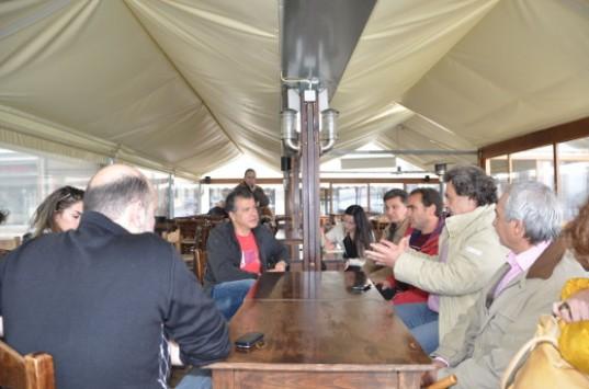 Κρήτη: ''Το Ποτάμι'' στο Λασίθι - ''Μπορώ να συνεργαστώ και με τον διάολο'' είπε ο Σταύρος Θεοδωράκης (Βίντεο)!