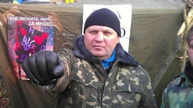 `Μήνυμα` ή ξεκαθάρισμα λογαριασμών; Εκτελέστηκε εν ψυχρώ ο νεοναζιστής ηγέτης του `Δεξιού Τομέα` στην Ουκρανία