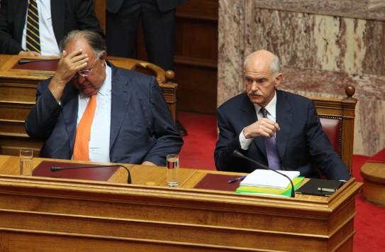 Πάγκαλος: «Έτσι μου έρχεται στις ευρωεκλογές να ψηφίσω Σαμαρά»