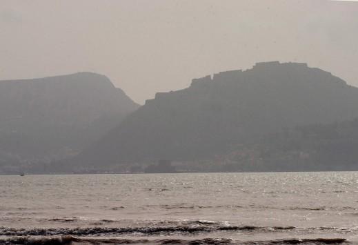 Επιστρέφει η σκόνη της Αφρικής στη χώρα