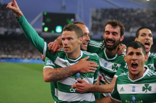 Ο Μπεργκ διέλυσε τον ΠΑΟΚ! Κυπελλούχος Ελλάδας ο Παναθηναϊκός