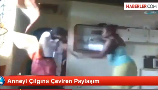 Σοκαριστικο βίντεο: Μάνα μαστιγώνει την κόρη της γιατί πόζαρε προκλητικά στο facebook