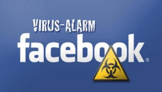 Νέος ιός χτυπάει τους χρήστες του Facebook