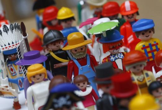 Τα Playmobil έκλεισαν τα 40 και... γιόρτασαν σε όλη την Ευρώπη! (ΦΩΤΟ)