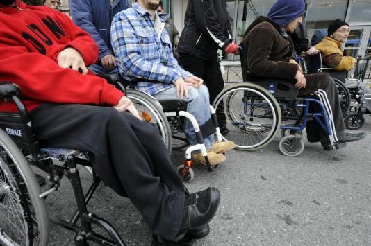 Ευρωεκλογές 2014: Αντιδράσεις για τον αποκλεισμό των ατόμων με αναπηρία