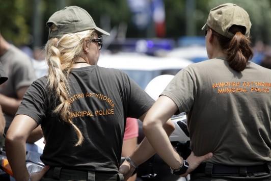 Που τοποθετούνται 2.670 πρώην δημοτικοί αστυνομικοί