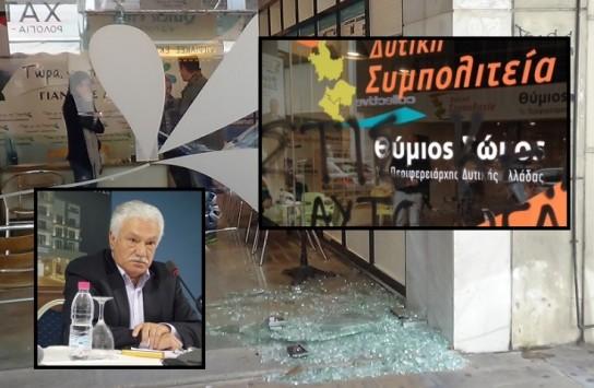 Ανάληψη ευθύνης για τις «δολιοφθορές» σε εκλογικά κέντρα στην Πάτρα