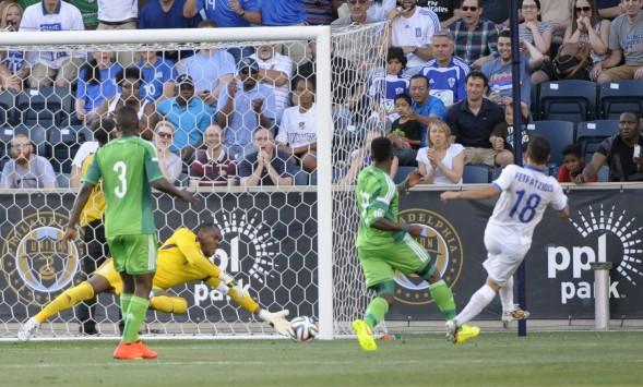 Άρεσε! 0-0 η Εθνική με τη Νιγηρία, χαμόγελα ενόψει Μουντιάλ