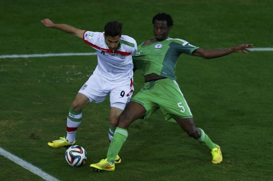 Mundial 2014: Το `χ`ειρότερο αποτέλεσμα στο Ιράν-Νιγηρία (VIDEO)