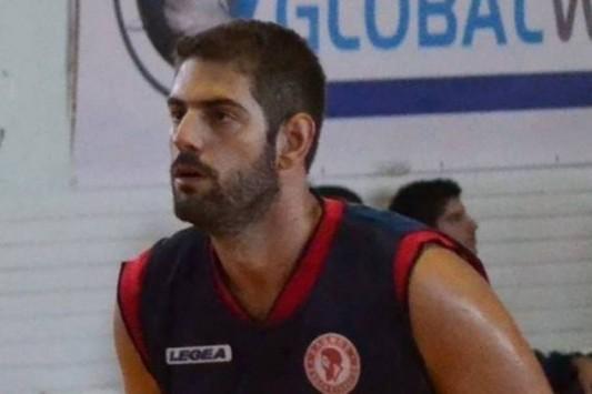Έχασε την μάχη ο μπασκετμπολίστας Στέργιος Παπαδόπουλος!