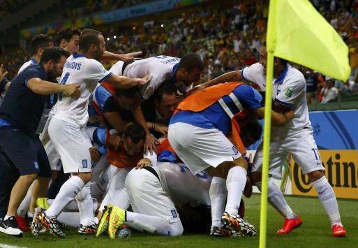 Μουντιάλ 2014: Την Κυριακή στις 23:00 με Κόστα Ρίκα η Ελλάδα