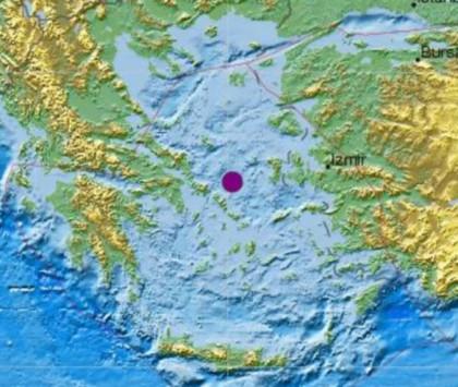 Σεισμός στο Αιγαίο - Ιδιαίτερα αισθητός έγινε στην Αθήνα