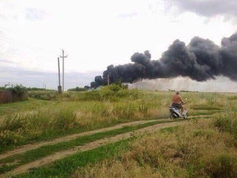 Θρίλερ με Boeing 777 των Malaysia Airlines - Συνετρίβη στην Ουκρανία με 295 επιβάτες - Οι Ουκρανοί μιλούν για πύραυλο που το κατέρριψε