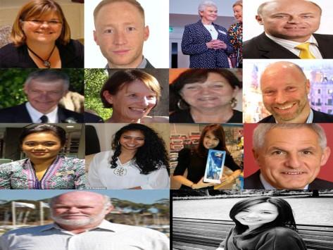 Boeing: Οι πρώτες φωτογραφίες των θυμάτων της τραγωδίας