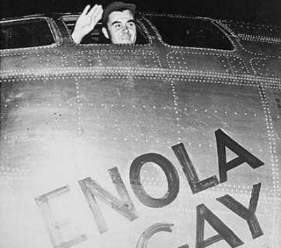 Πέθανε ο πιλότος που έριξε την ατομική βόμβα στη Χιροσίμα