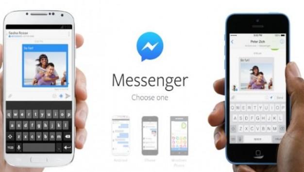 Mόνο με το Messenger θα κάνουν chat οι χρήστες του Facebook σε φορητές συσκευές