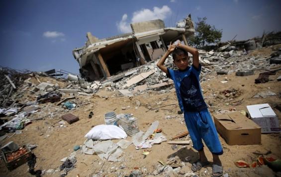 Μια φορά κι έναν καιρό ήταν η Γάζα - Συγκλονιστικές φωτογραφίες