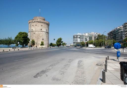 Θεσσαλονίκη: Έφυγαν με καύσωνα, γυρίζουν με βοριάδες