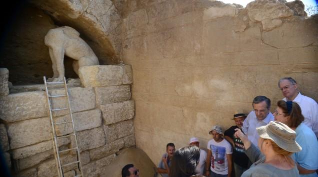 Αρχίζουν ξανά οι ανασκαφές στον αρχαίο τάφο της Αμφίπολης - Πώς θα κινηθούν οι αρχαιολόγοι – Διεθνή δίκτυα στην περιοχή των ανασκαφών