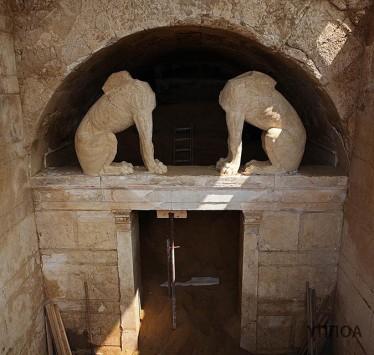 Αμφίπολη: Σε μια εβδομάδα οι απαντήσεις στο μυστήριο με το άνοιγμα στον τάφο