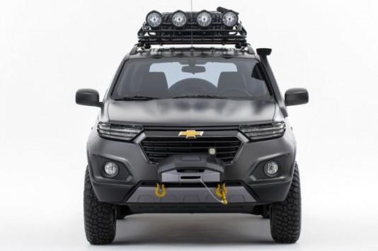 Οι πρώτες επίσημες φωτογραφίες του νέου Niva με τα σήματα της Chevrolet