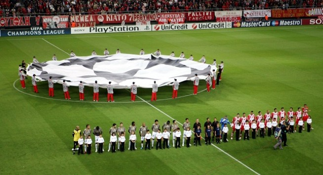 Champions League: Κόντρα σε Ατλέτικο, Γιουβέντους και Μάλμε ο Ολυμπιακός!