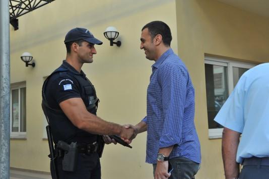 Επίσκεψη Κικίλια στη Χίο