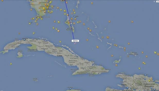 Θρίλερ με αμερικανικό αεροσκάφος! - Ο πιλότος έχει χάσει τις αισθήσεις του