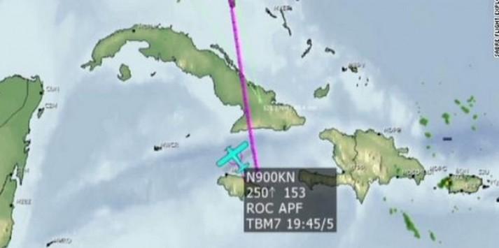 Το αεροσκάφος συνετρίβη στη Τζαμάικα! - Παραμένουν σε συναγερμό τα αμερικανικά μαχητικά