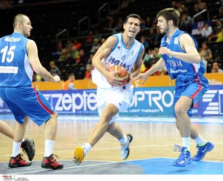Ο πρώτος `τελικός` της Εθνικής! Ελλάδα - Σερβία (19.00)