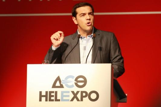 Τα έδωσε όλα ο Τσίπρας από τη ΔΕΘ! Κατάργηση του ΕΝΦΙΑ, κατώτατος μισθός 751€, αφορολόγητο 12.000€ και 300.000 νέες θέσεις εργασίες – Όλες οι παροχές