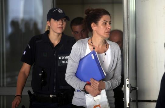 Απορρίφθηκε η αίτηση αποφυλάκισης της Α. Τσοχατζοπούλου
