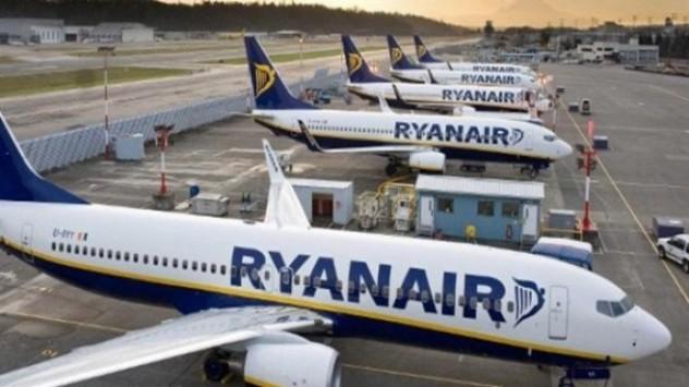 Θεσ/νίκη: Αυξημένες πτήσεις της Ryan Air το καλοκαίρι - Όλο το πρόγραμμα