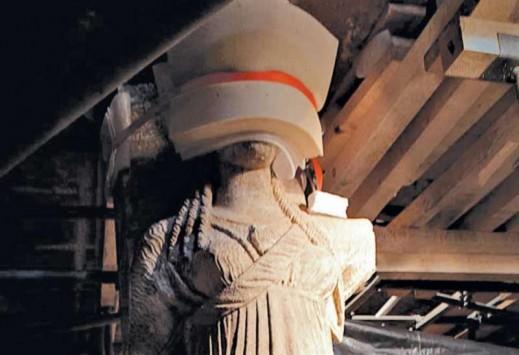 Αποκάλυψη για τον τάφο της Αμφίπολης! Ο επόμενος θάλαμος είναι υπόγειος – Τι υποστήριξε η Γ.Γ. του υπουργείου Πολιτισμού