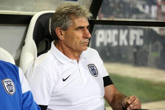 Αναστασιάδης: Δουλεύουμε για να είμαστε πρωταθλητές τον Μάιο!