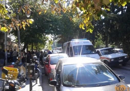 Θεσσαλονίκη: Πέθανε ο άντρας που λιποθύμησε ενώ περίμενε να πληρώσει τον ΕΝΦΙΑ - Οργή και αγανάκτηση στην τράπεζα - Σπαρακτικές σκηνές στο νοσοκομείο!