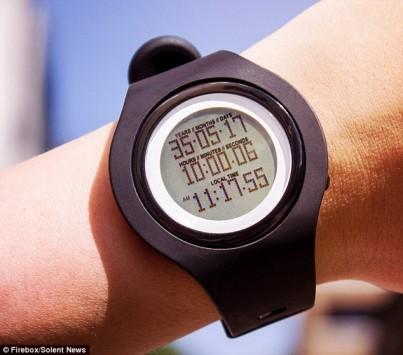 Το ρολόι που σας δείχνει πόσα χρόνια σας έχουν μείνει