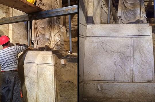Αμφίπολη: Οι τελευταίες φωτογραφίες από τις ανασκαφές που καθηλώνουν