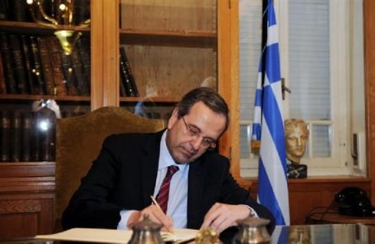 Όλο το σχέδιο Σαμαρά - Διώχνει την τρόικα - Η συμφωνία για το χρέος - Η πρόσκληση του Τσίπρα στο Μαξίμου