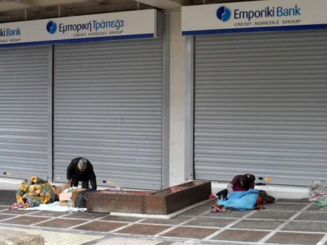 Ο εφιάλτης της Ελλάδας - 3,9 εκατ. άνθρωποι παλεύουν με τη φτώχεια