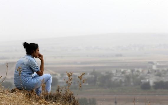 Ο Μίκης Θεοδωράκης εμπνέει τους Κούρδους του Κομπάνι (VIDEO)