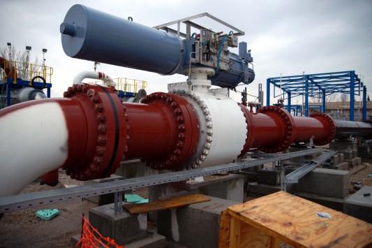 Συμφωνία Ρωσίας – Ουκρανίας για το φυσικό αέριο