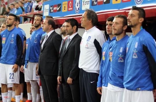 Στα Περιβόλια το φιλικό της Εθνικής με τη Σερβία