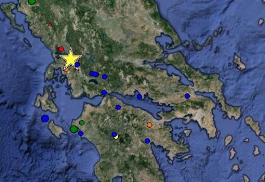 Άρτα: Σεισμός 5,2 Ρίχτερ στον Αμβρακικό κόλπο - Τρομακτικό ξύπνημα τα ξημερώματα για τους κατοίκους της Ηπείρου!