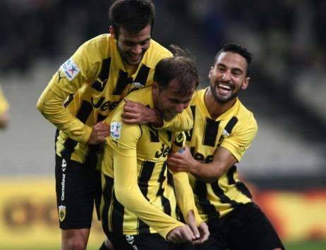 Κύπελλο Ελλάδος: Εντυπωσιακή η ΑΕΚ, αγκάλιασε με 3αρα την πρόκριση